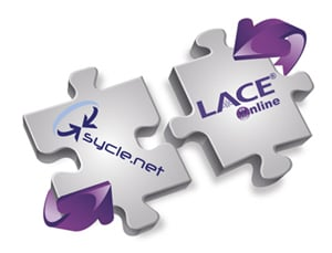 LACE® Online with Sycle integration