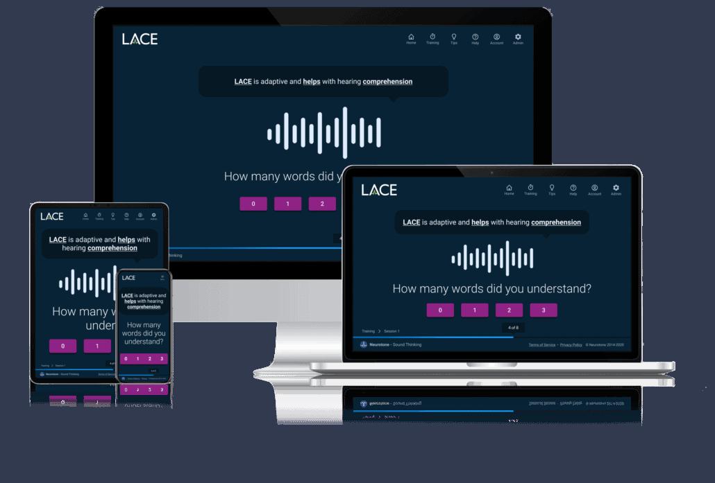 LACE Auditory Training
