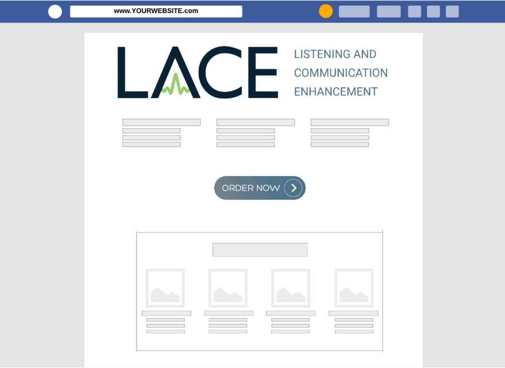 LACE Website Affiliate Program